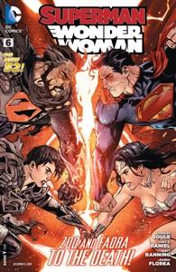 Superman/Wonder Woman (2013-) #6