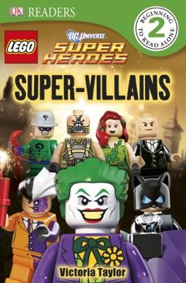 DK Readers L2: LEGO DC Super Heroes: Super-Villains (Enhanced Edition)