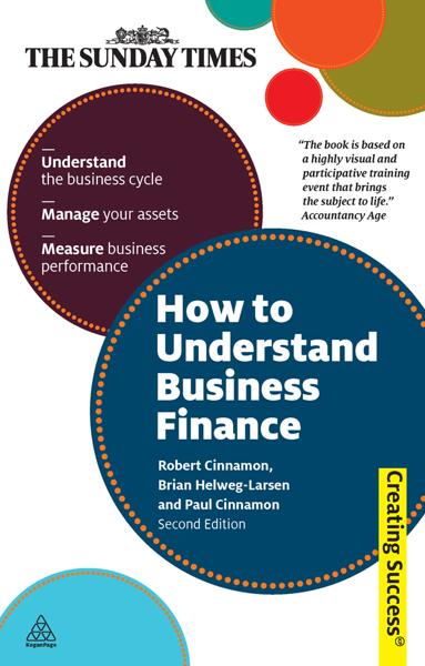 Bob Cinnamon & Brian Helweg-Larsen - How to Understand Business Finance PDF Download