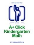 A+ Click Kindergarten Math