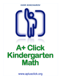 A+ Click Kindergarten Math book