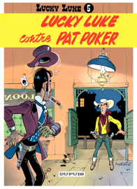 Lucky Luke - Tome 5 - LUCKY LUKE CONTRE PAT POKER