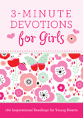 3-Minute Devotions for Girls