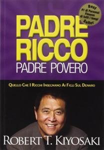 Padre ricco padre povero Book Cover