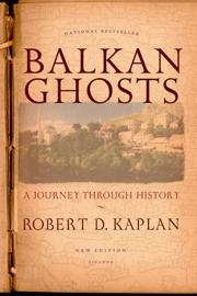 Balkan Ghosts book