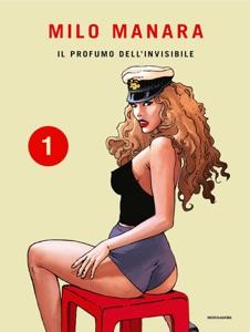 Il profumo dell'invisibile 1 Book Cover