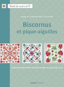 Biscornus et pique-aiguilles Book Cover