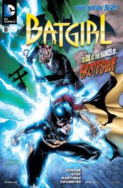 Batgirl (2011-) #8