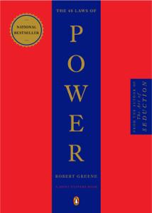 The 48 Laws of Power Boekomslag