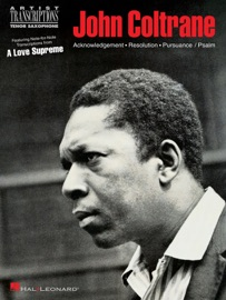 JOHN COLTRANE - A LOVE SUPREME (SONGBOOK)