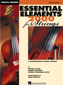 Essential Elements 2000 for Strings - Book 1 for Viola (Textbook)