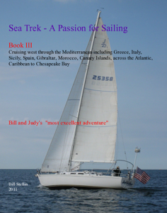 Sea Trek - A Passion for Sailing Book Review