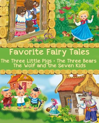 Joseph Jacobs, Robert Southey, The Brothers Grimm & Viktoriya Dunayeva - Favorite Fairy Tales