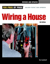 Cool Wiring A House 4Th Edition By Rex Cauldwell On Apple Books Wiring 101 Orsalhahutechinfo