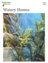 BeginningReads 9-3 Watery Homes