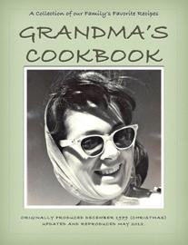 Grandma's Cookbook book