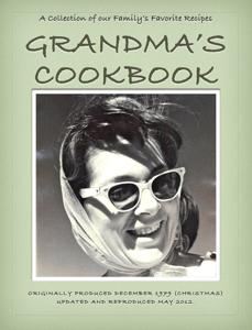 Grandma's Cookbook Book Review