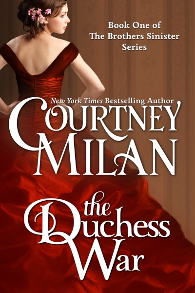 The Duchess War - Courtney Milan book cover