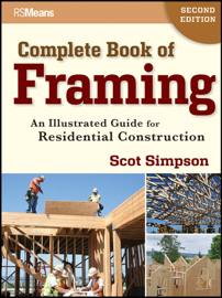 Complete Book of Framing book