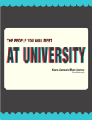 The People You Will Meet At University