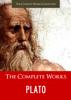 Plato & Socrates - The Complete Works of Plato artwork