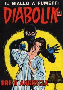 DIABOLIK #30 Book Cover