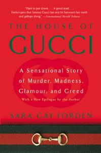 The House of Gucci Copertina del libro