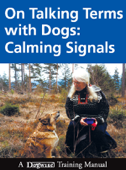 On Talking Terms With Dogs Book Cover