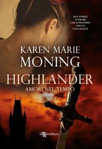 Highlander - Amori nel tempo Book Cover