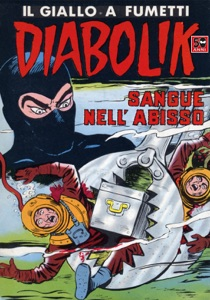 DIABOLIK #46 Book Cover