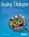 Analog Dialogue Volume 46 Number 1