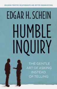 Humble Inquiry La couverture du livre martien