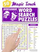Magic Touch Entertainment WordSearch Puzzles #1