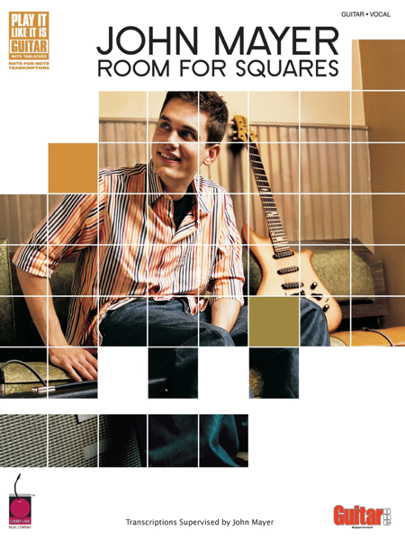 John Mayer - Room for Squares (Songbook)