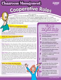Classroom Management: Cooperative Roles SmartCard
