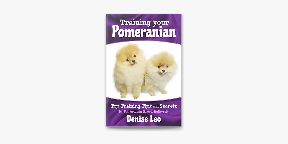 Training Your Pomeranian In Apple Books