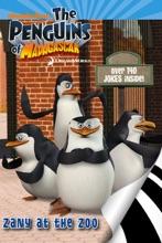 The Penguins Of Madagascar: Zany At The Zoo