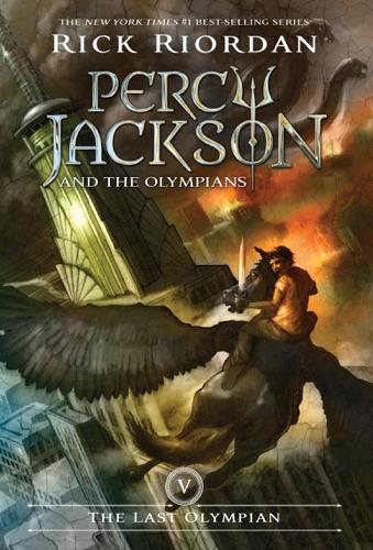Rick Riordan - Last Olympian, The (Percy Jackson and the Olympians, Book 5)