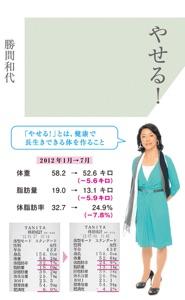 やせる! Book Cover