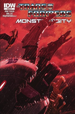 Transformers: Monstrosity #7