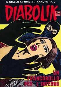 DIABOLIK (83) Libro Cover