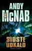 Andy McNab - Sidste udkald artwork