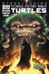 Teenage Mutant Ninja Turtles Villain Micro-Series 1 - Krang