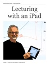 Lecturing With An IPad