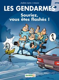Les Gendarmes - tome 5 - Souriez, vous êtes flashés !