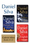 Daniel Silvas Gabriel Allon Collection Books 11 - 13