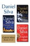 Daniel Silvas Gabriel Allon Collection Books 11 - 13