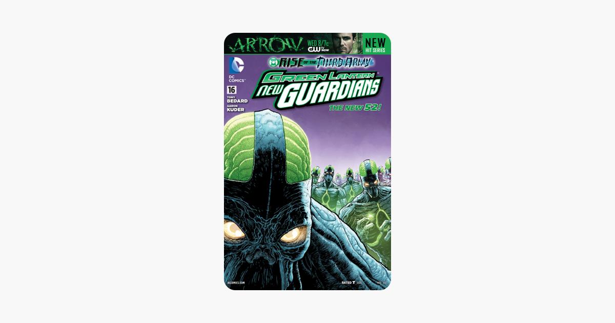 Green Lantern: New Guardians (2011- ) #16