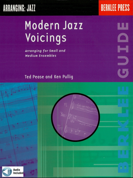 Modern Jazz Voicings di Ted Pease
