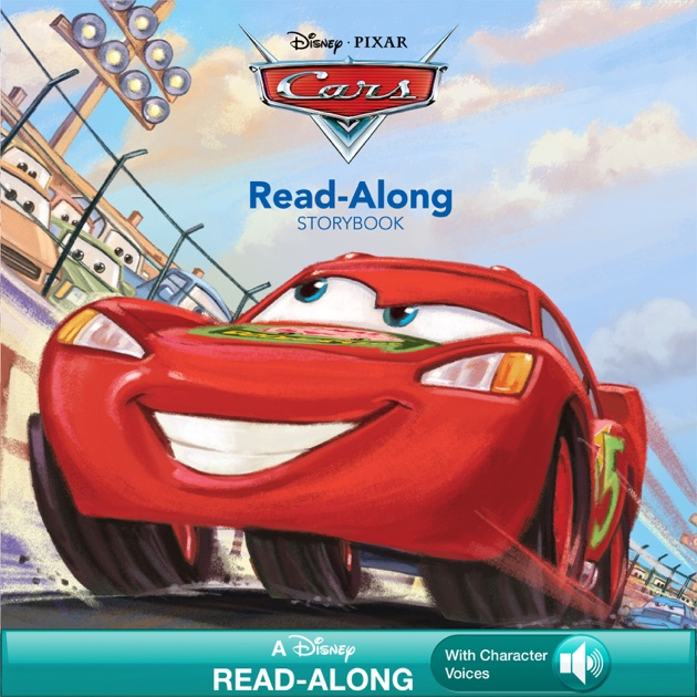 cars read along storybook by disney book group on apple books